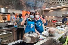 全港第十屆健康飲食設計及烹飪比賽相片