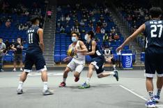 蘇黎世保險香港學界3x3籃球挑戰賽相片