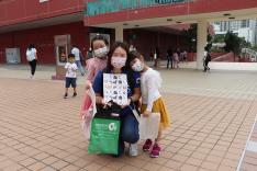 香港導盲犬服務中心新界區賣旗籌款相片