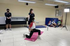 第二屆校際體能挑戰賽相片