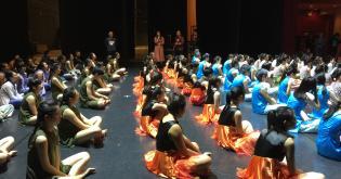 嗇色園學校現代舞培訓計劃結業演出(舞躍舞極)活動相片縮圖