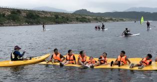 校本活動–水上競技活動活動相片縮圖