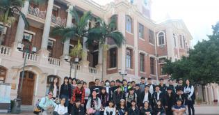 香港大學山頂纜車見聞遊活動相片縮圖