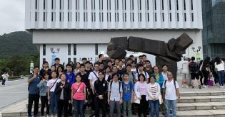 香港中文大學校園遊活動相片縮圖